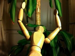 Wooden Dafoe